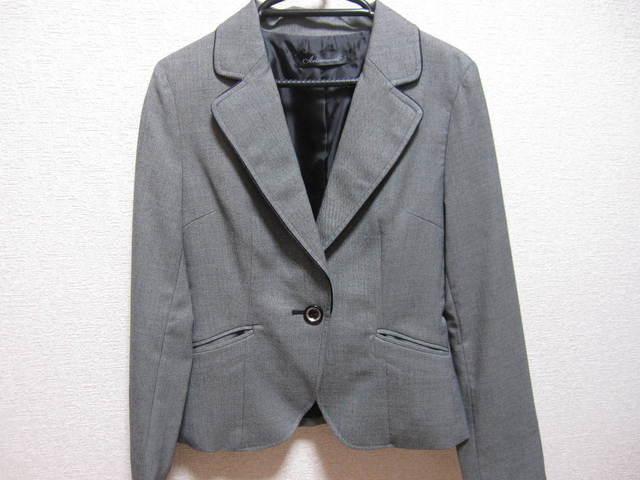ファッションセンターしまむらで買ったスーツジャケット.JPG